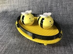 Low Profile Gondola Built Up -ART22714 - Honey Bee with Load